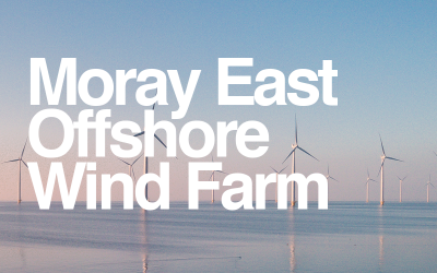 Moray East Offshore WindFarm